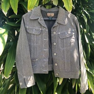 90s Express Denim Jacket Size M